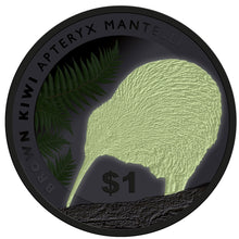 2015 NZ $1 Kiwi Treasures 1oz Silver Proof Coin