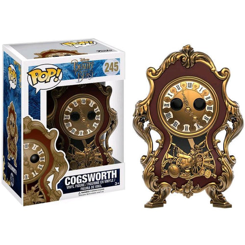 Beauty & the Beast (2017) - Cogsworth Pop!
