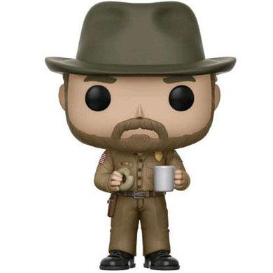 Stranger Things - Hopper Pop!