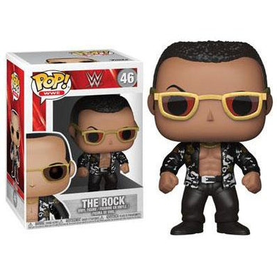 WWE - The Rock Pop!