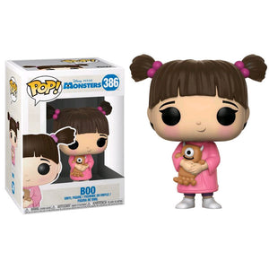 Monsters Inc - Boo Pop!