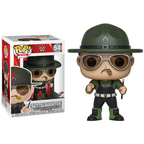 WWE - Sgt Slaughter Pop!