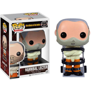 Silence of the Lambs - Hannibal Lecter Pop!