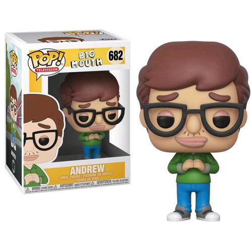 Big Mouth - Andrew Pop!