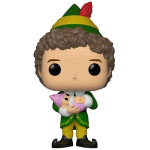 Elf - Buddy w/Baby Pop!