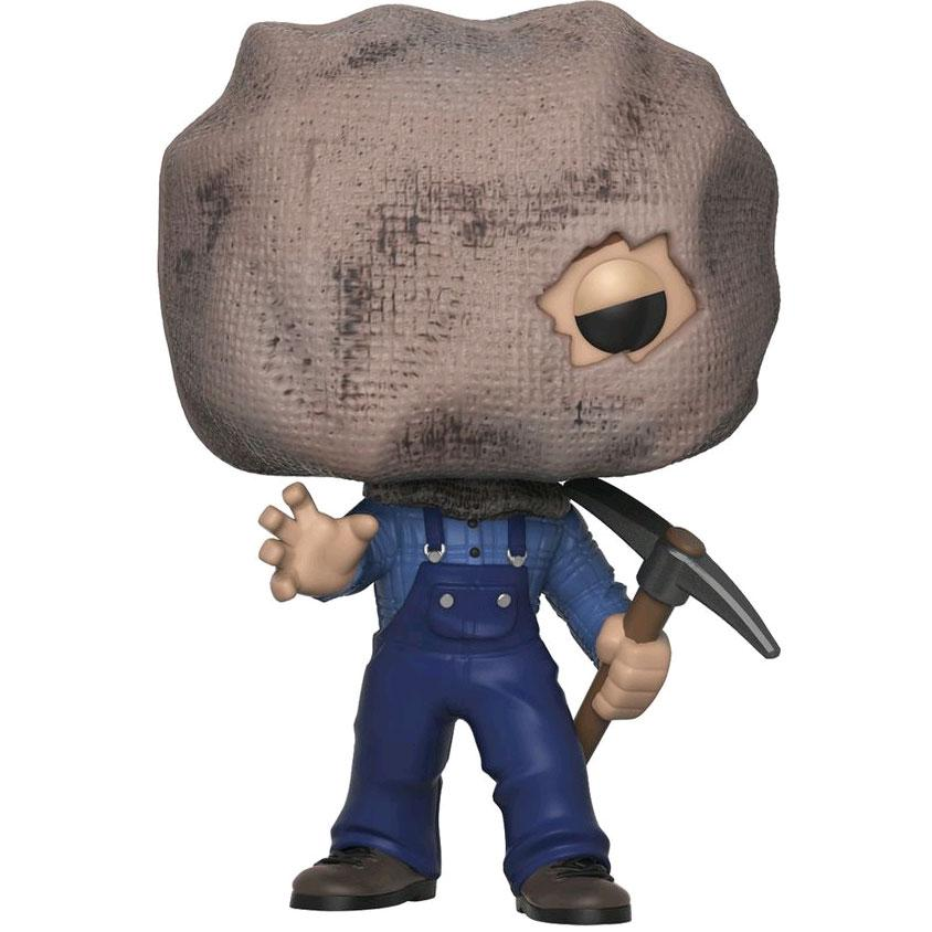 Friday the 13th - Jason w/Bag Mask Pop!