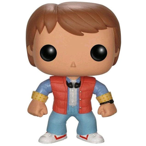Back to the Future - Marty McFly Pop!