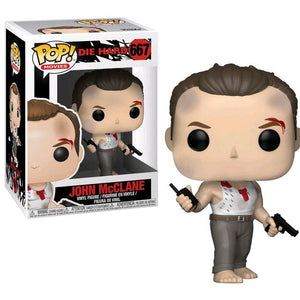 Die Hard - John McClane Pop!