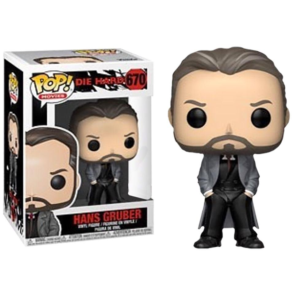 Die Hard - Hans Gruber Pop!