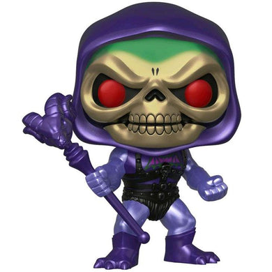 Masters of the Universe - Skeletor Battle Armor MT Pop!