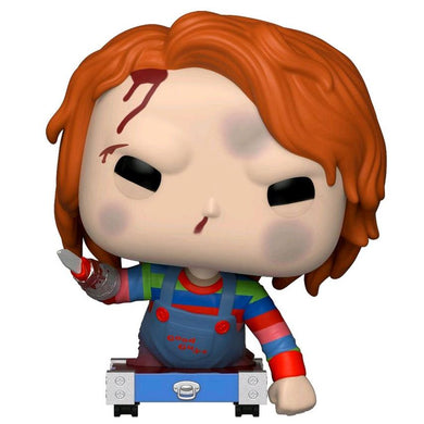 Child's Play - Chucky on Cart Pop!
