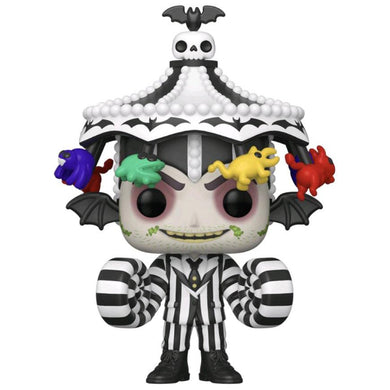 Beetlejuice - Beetlejuice w/Hat Pop! RS