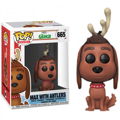 Grinch (2018) - Max w/Antler Pop!