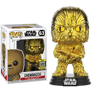 Star Wars - Chewbacca GD CH Pop! SW19