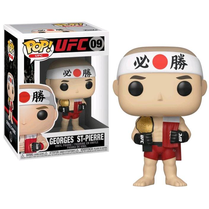 UFC - George St Pierre Pop!