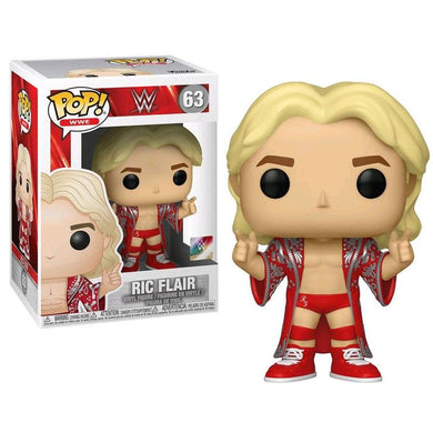 WWE - Ric Flair Pop!