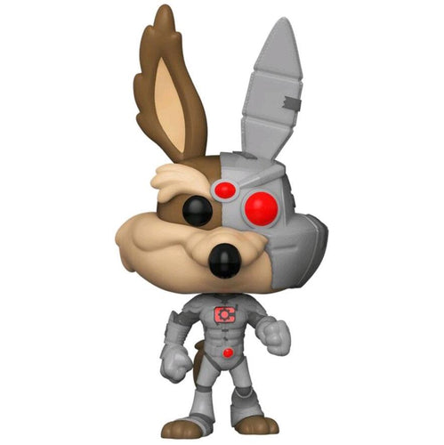 Looney Tunes - Coyote as Cyborg Pop! RS