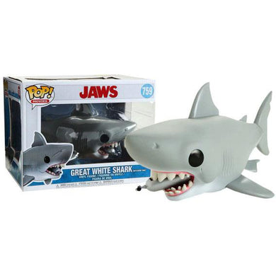 Jaws - Jaws w/diving tank 6 inch Pop!