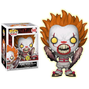 It (2017) - Pennywise Spider Legs GW Pop!