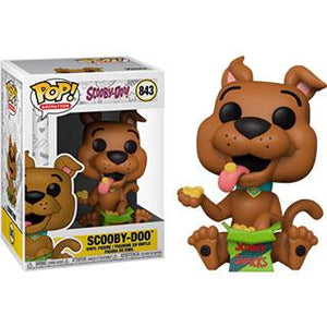 Scooby Doo - Scooby Doo w/Snacks Pop! RS
