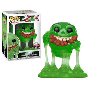 Ghostbusters - Slimer w/Hot Dogs TR Pop!