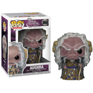 Dark Crystal: AoR - Aughra Pop!