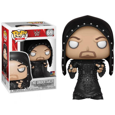 WWE - Undertaker Hooded Pop!