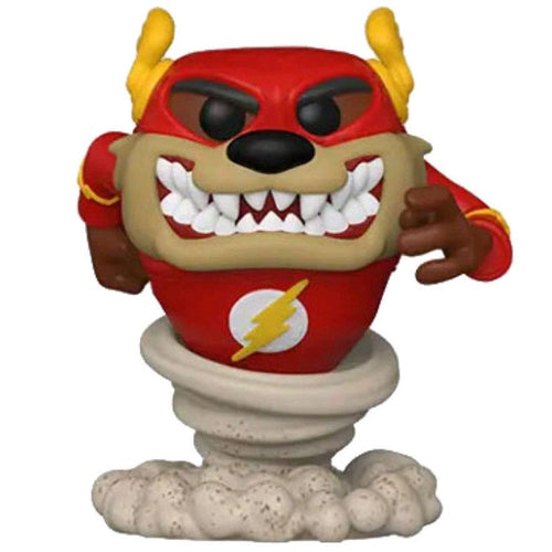 Looney Tunes - Taz as Flash Pop! RS