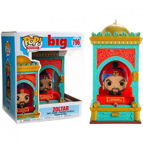 Big - Zoltar 6 inch Pop!