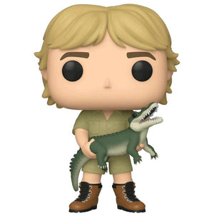 Crocodile Hunter - Steve Irwin Pop!