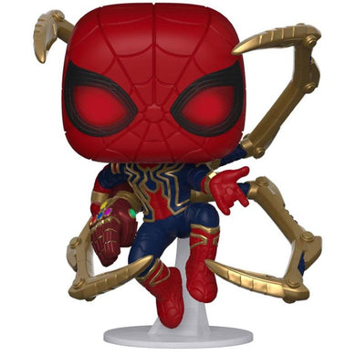 Avengers 4 - Iron Spider w/ Nano Gauntlet Pop!