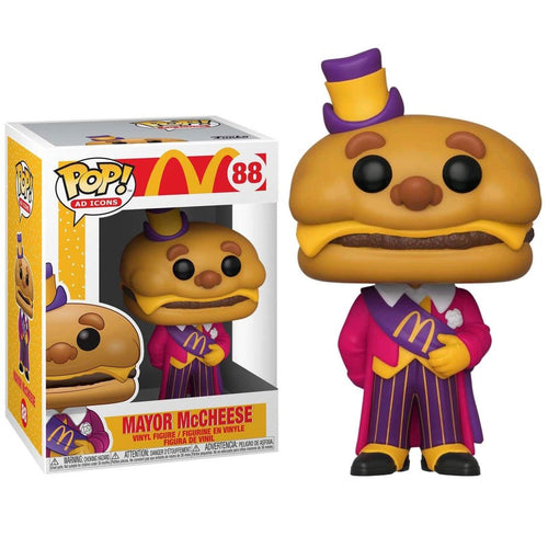 McDonalds - Mayor McCheese Pop!