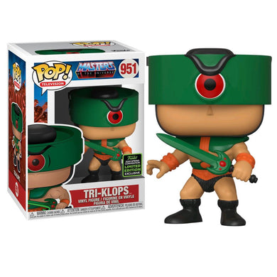 Masters of the Universe - Tri-Klops Pop! Emerald City Comic Con 2020