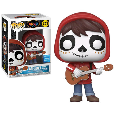 Coco - Miguel w/Guitar Pop! Wonder Con 2020