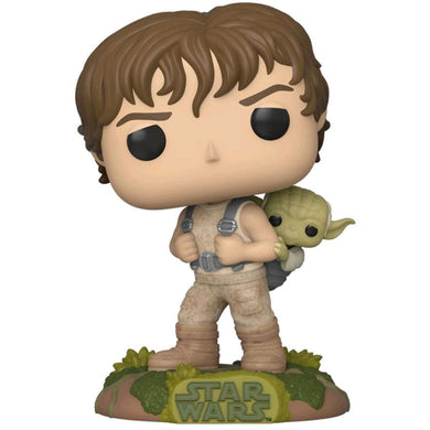 Star Wars - Luke training with Yoda Pop!