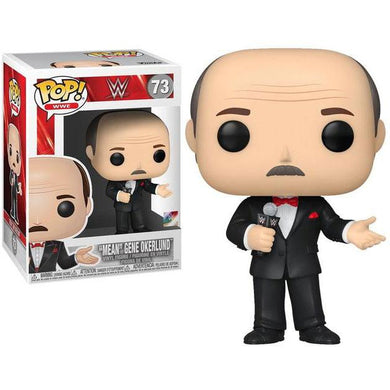 WWE - Mean Gene Pop!