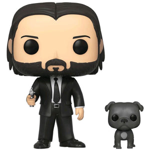 John Wick - John Wick w/Dog Pop!