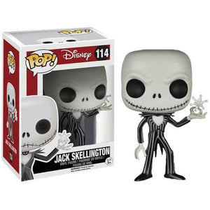NBX - Jack Skellington w/Snowflake Pop!