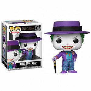 Batman 1989 - Joker w/Hat Pop! CHASE