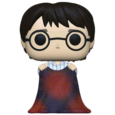Harry Potter - Harry w/Invisibility Cloak Pop!