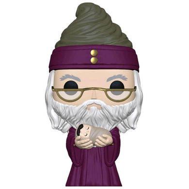 Harry Potter - Dumbledore w/Baby Harry Pop!