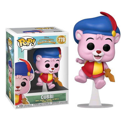 Gummi Bears - Cubbi Pop!
