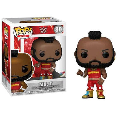 WWE: NWSS - Mr T Pop!