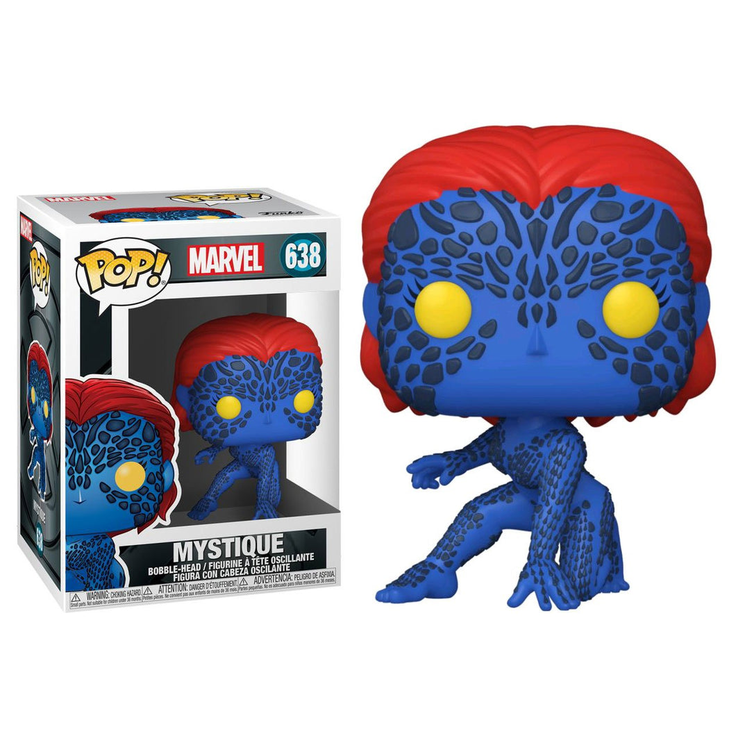 X-Men (2000) - Mystique 20th ANNIV Pop!