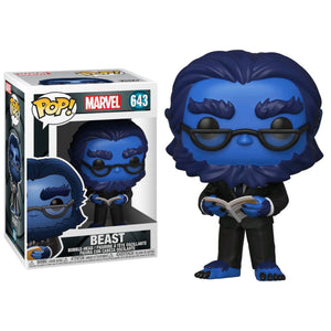 X-Men (2000) - Beast 20th ANNIV Pop!