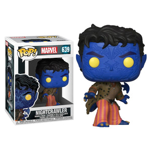 X-Men (2000) - Nightcrawler 20th ANNIV Pop!