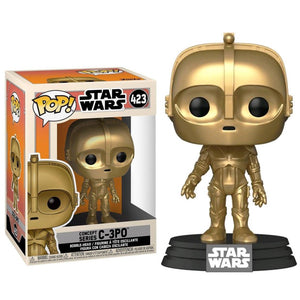 Star Wars - C-3PO Concept Pop!