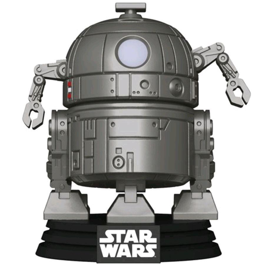 Star Wars - R2-D2 Concept Pop!