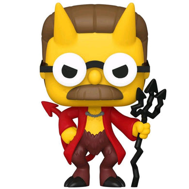 Simpsons - Flanders Devil Pop!