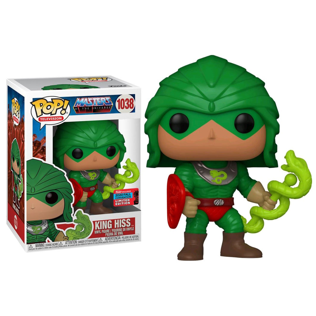 MotU - King Hiss Pop! NY20 RS